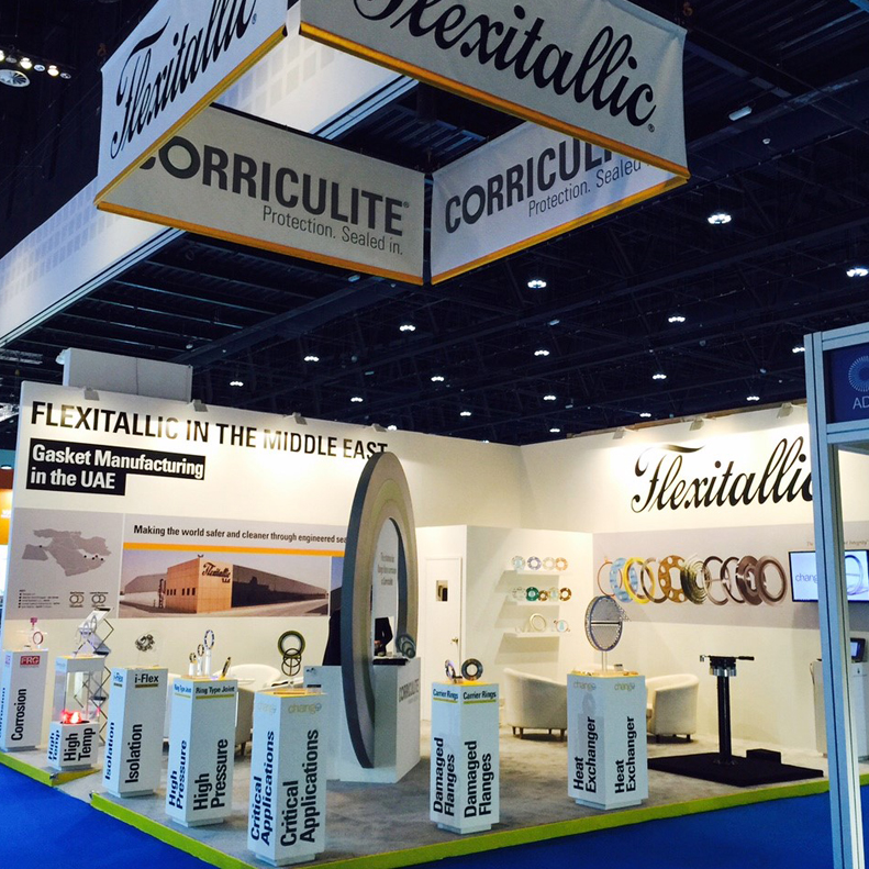 Flexitallic Exhibition and Display