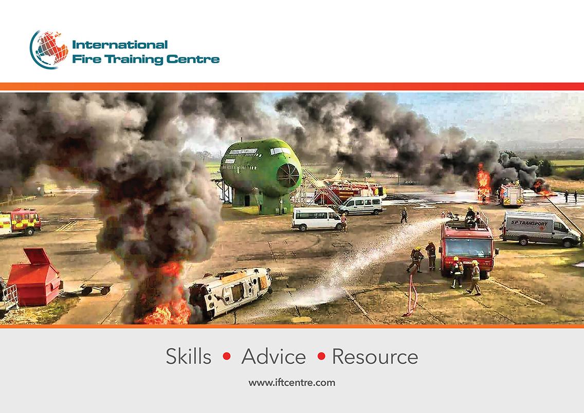The International Fire Training Centre
