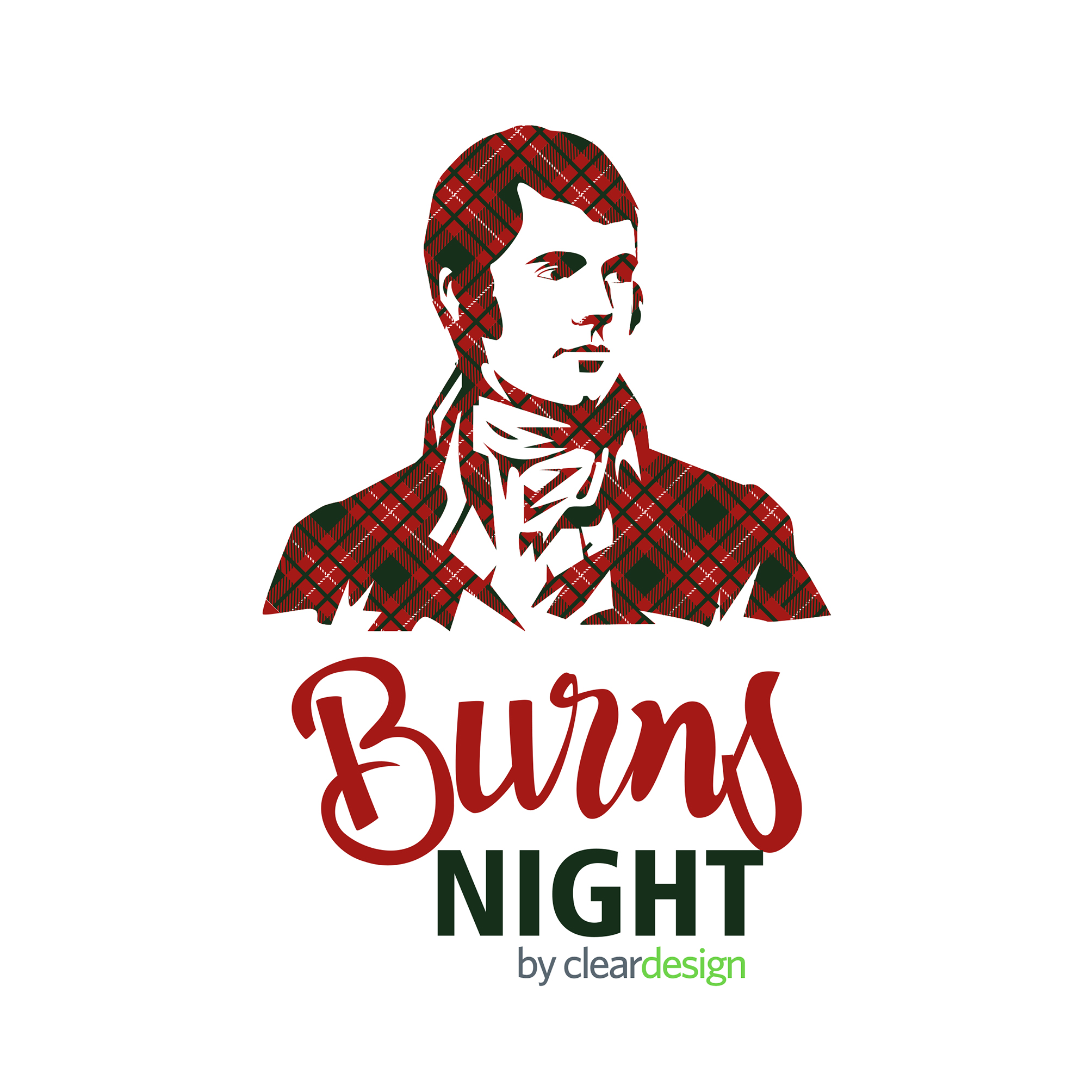 Burns Night Supper… by Clear Design