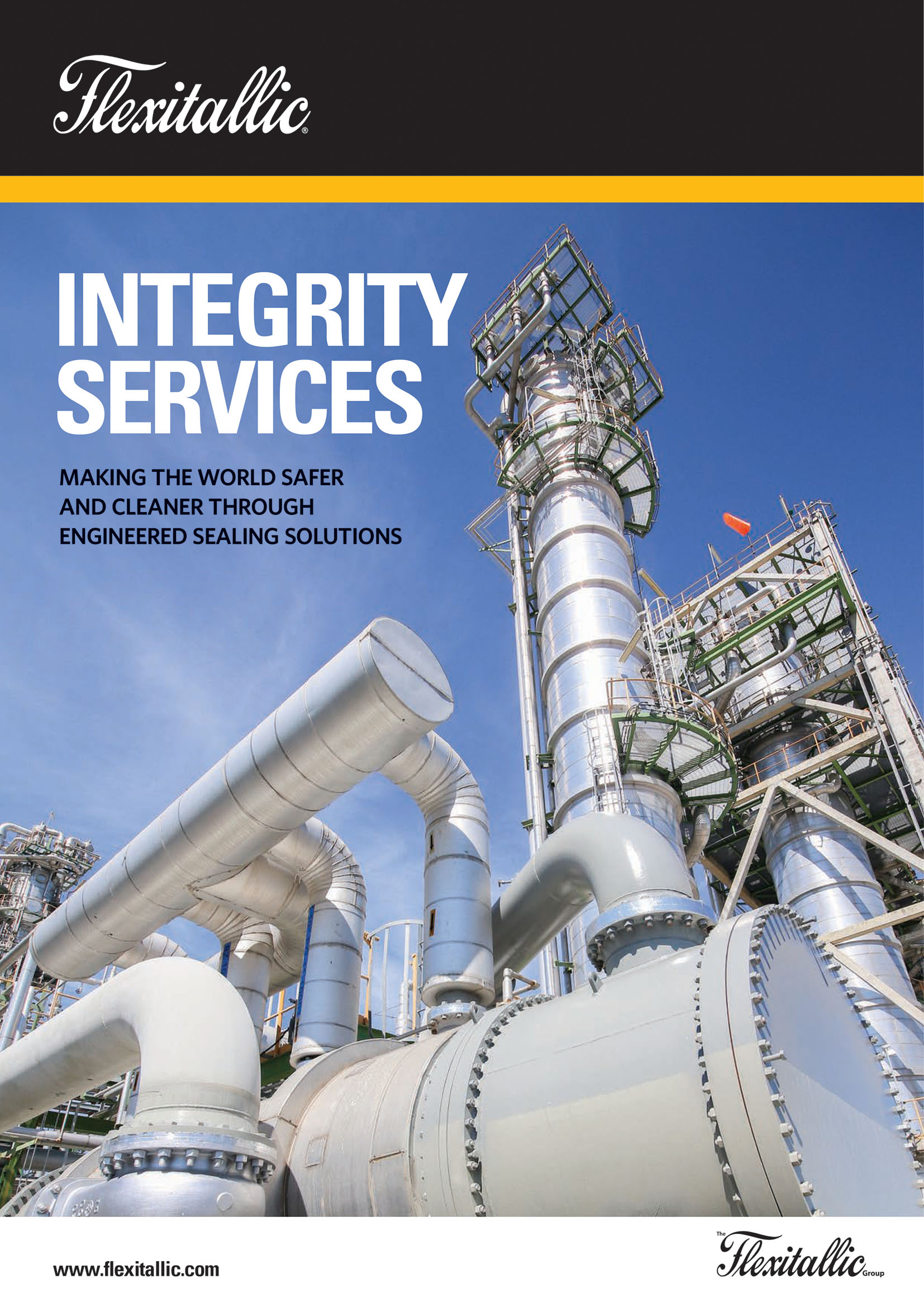 Flexitallic Integrity Services brochure