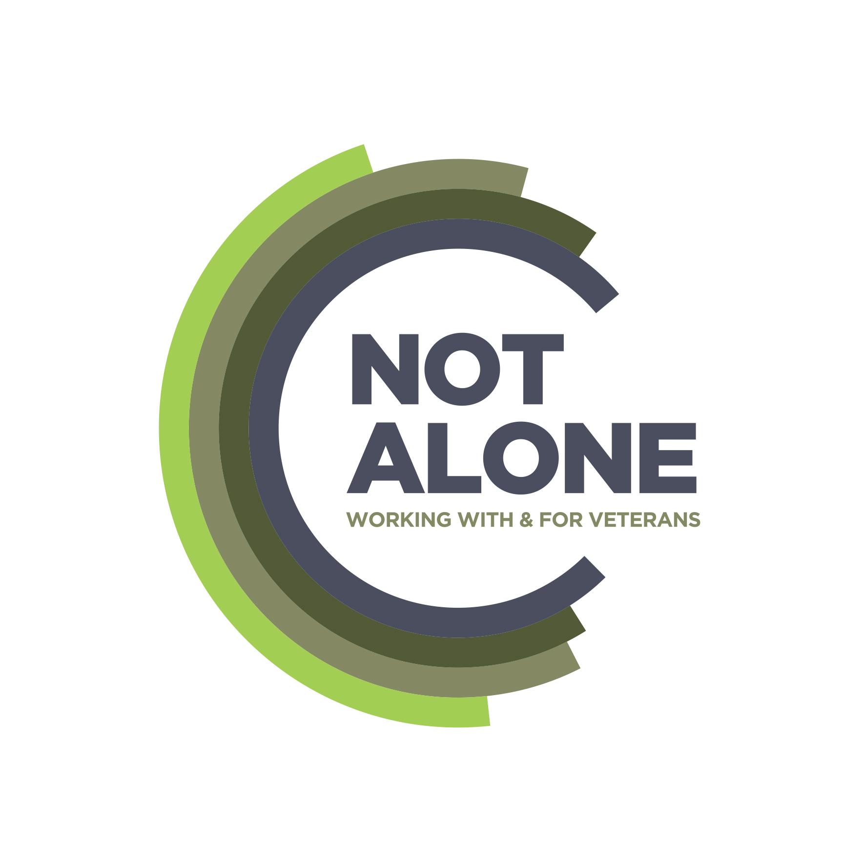 Not Alone Branding